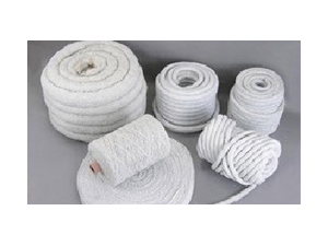 Dusted Asbestos Rope