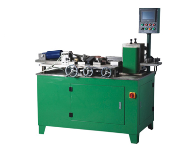 Vertical Automatic Ring Bending machine for SWG inner and outer ring